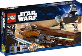 LEGO Star Wars Set #7959 Geonosian Starfighter