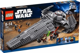 LEGO Star Wars Set #7961 Darth Maul's Sith Infiltrator