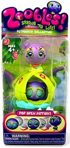 Zoobles Toy Petagonia Animal Mini Figure #4 Roshelle BLOWOUT SALE!