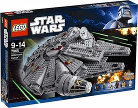 LEGO Star Wars Set #7965 Millennium Falcon