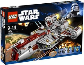 LEGO Star Wars Set #7964 Republic Frigate