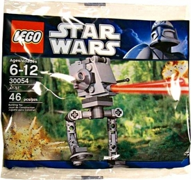 LEGO Star Wars Exclusive Set #30054 AT-ST [Bagged]