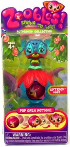 Zoobles Toy Petagonia Animal Mini Figure #7 Catrick
