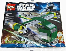 LEGO Star Wars BrickMaster Exclusive Set #20021 Bounty Hunter Assault Gunship [Bagged]