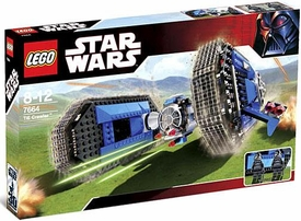 LEGO Star Wars Exclusive Set #7664 TIE Crawler