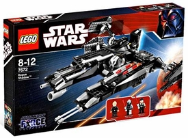 LEGO Star Wars Set #7672 Rogue Shadow