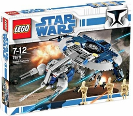 LEGO Star Wars Exclusive Limited Edition Set #7678 Droid Gunship