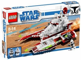 LEGO Star Wars Exclusive Limited Edition Set #7679 Republic Fighter Tank
