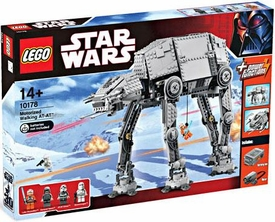LEGO Star Wars Exclusive Set #10178 Motorized Walking AT-AT
