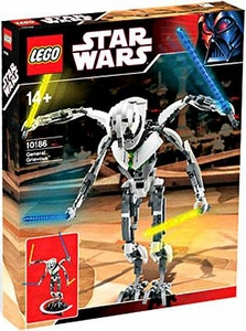 LEGO Star Wars Exclusive Set #10186 General Grievous
