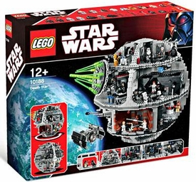 LEGO Star Wars Exclusive Set #10188 Death Star