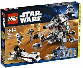 LEGO Star Wars Exclusive Set #7869 Battle for Geonosis
