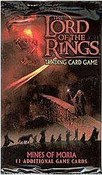 Lord of the Rings Card Game Mines of Moria Booster Pack