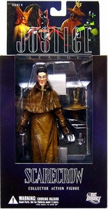 DC Direct Justice League Alex Ross Series 6 Action Figure Scarerow