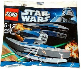 LEGO Star Wars Set #30055 Vulture Droid [Bagged]