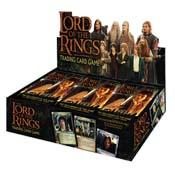 Lord of the Rings Card Game The Fellowship of the Ring Booster BOX [36 Booster Packs]