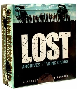 Rittenhouse LOST Archive Trading Card Box [24 Packs]
