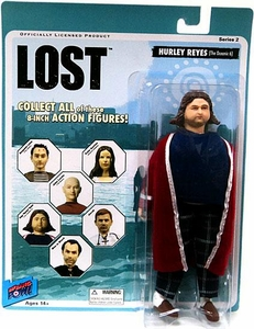 Bif Bang Pow! Lost Series 2 Action Figure Hurley Reyes