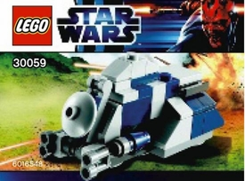 LEGO Star Wars Set #30059 MTT Tank [Bagged]