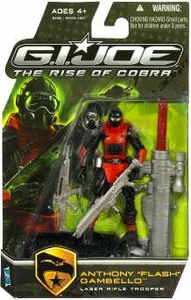 GI Joe Movie The Rise of Cobra 3 3/4 Inch Action Figure Anthony