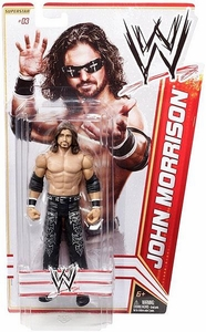 Mattel WWE Wrestling Basic Series 13 Action Figure #3 John Morrison