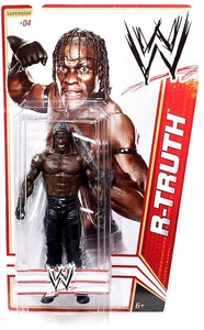 Mattel WWE Wrestling Basic Series 13 Action Figure #4 R Truth