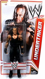 Mattel WWE Wrestling Basic Series 13 Action Figure #6 Undertaker