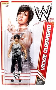 Mattel WWE Wrestling Basic Series 13 Action Figure #2 Vickie Guerrero