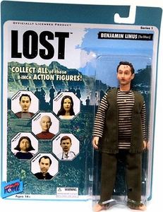 Bif Bang Pow! Lost Series 1 Action Figure Ben Linus