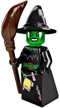 LEGO Minifigure Collection Series 2 LOOSE Mini Figure Wicked Witch