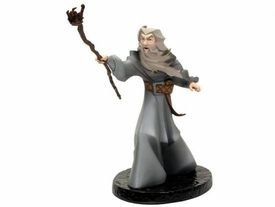 Lord of the Rings Gentle Giant Animated Style Maquette Gandalf the Grey