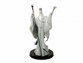 Lord of the Rings Gentle Giant Animated Style Maquette Saruman