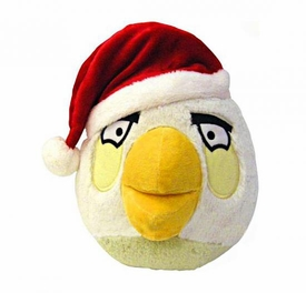 Angry Birds CHRISTMAS 5 Inch Mini Plush Figure White Bird
