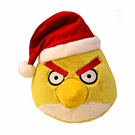 Angry Birds CHRISTMAS 5 Inch Mini Plush Figure Yellow Bird