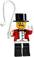 LEGO Minifigure Collection Series 2 LOOSE Mini Figure Ringmaster