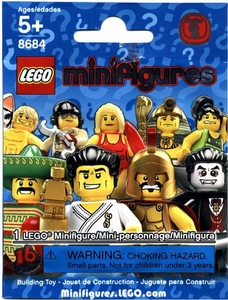 LEGO Minifigure Series 2 Mystery Pack [1 Random Mini Figure!]