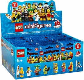 LEGO Minifigure Series 2 Mystery Box [60 Packs]