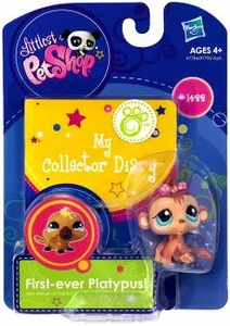 Littlest Pet Shop Activity Set My Collector Diary 2.0 Baby Monkey