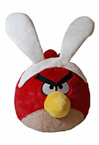 Angry Birds Easter 5 Inch MINI Plush Red Bird