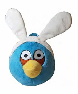 Angry Birds Easter 5 Inch MINI Plush Blue Bird