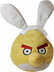 Angry Birds Easter 8 Inch DELUXE Plush Yellow Bird