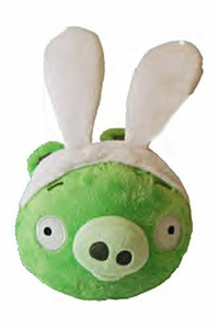 Angry Birds Easter 5 Inch MINI Plush Green Pig