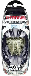 Star Wars Titanium Series Diecast Mini Luke's Snowspeeder