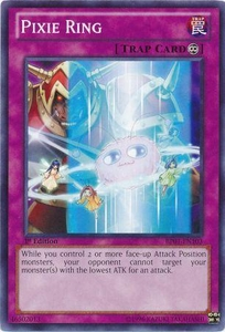YuGiOh Battle Pack: Epic Dawn Single Card Common BP01-EN103 Pixie Ring