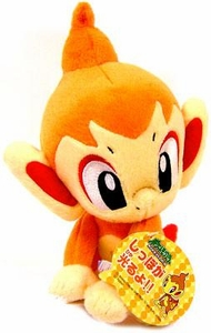 Pokemon Japanese Banpresto Light-Up Plush 5 Inch Figure Chimchar