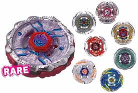 Beyblades JAPANESE Metal Fusion Booster #BB123 Random Booster Vol. 9