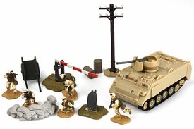 Forces of Valor 1:72 Scale Bravo Team Battle Extreme U.S. M113A3 Armored Personnel Carrier with Soldiers
