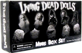 Mezco Toyz Living Dead Dolls Minis Series 16 Set