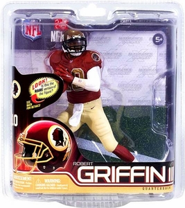 McFarlane Toys NFL Sports Picks Series 31 Exclusive Action Figure Robert Griffin III (Washington Redskins)