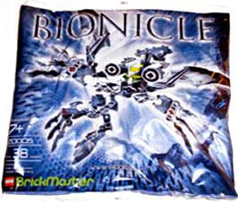 LEGO Bionicle BrickMaster Exclusive Set #20005 Winged Rahi [Bagged]